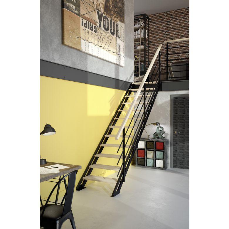 Echelle Gain De Place New York Hetre Escaliers