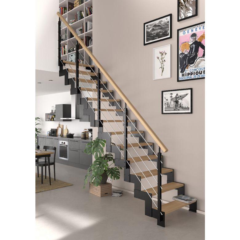 Escalier Droit Lapeyre Gamboahinestrosa