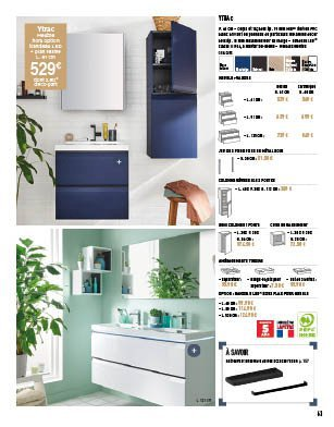 Catalogue Salles De Bains Lapeyre