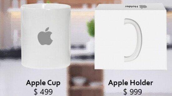 Así funciona Apple últimamente