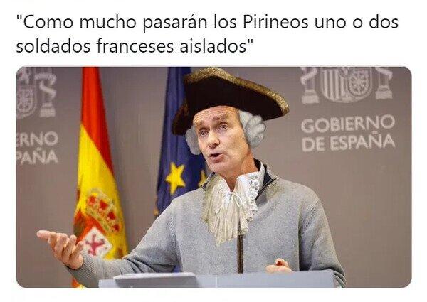 El Fernando Simón de la época