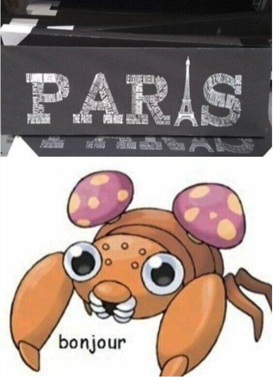 ¿Paris o Paras?