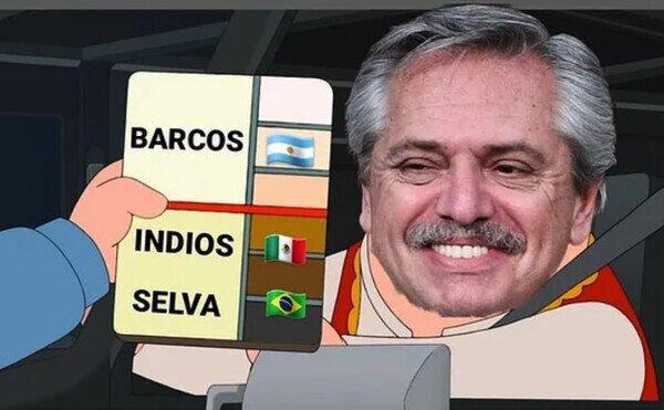 La teoría de Alberto Fernández
