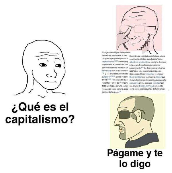 Capitalismo aplicado