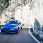 Alfa Romeo Giulia Veloce Prova E Opinioni 2 0 T 280 Cv Vs 2 2 Td 210 Cv Quattroruote It