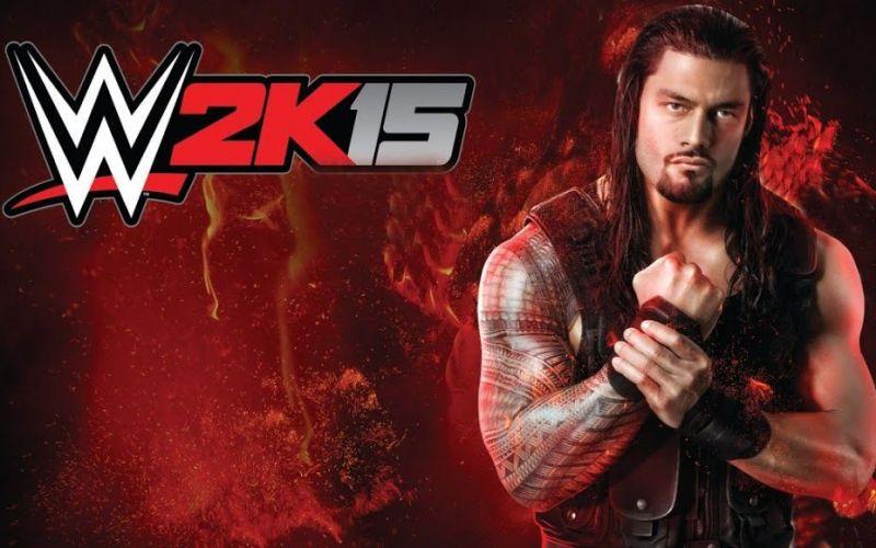 WWE 2K Roman Reigns