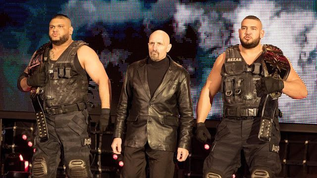 Authors of Pain main roster