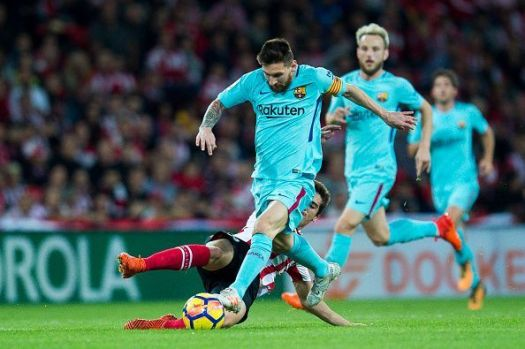 Page 2 - La Liga 2017/18; Athletic Club 0-2 Barcelona ...