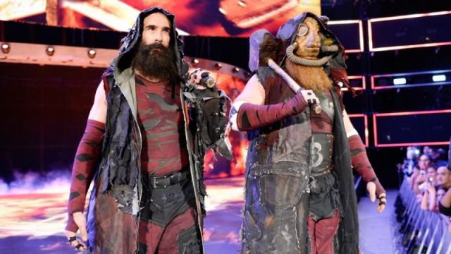 The Bludgeon Brothers plan to take WWE by storm