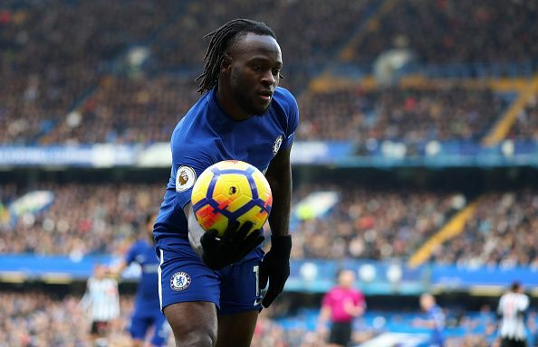 The indispensable man: Victor Moses