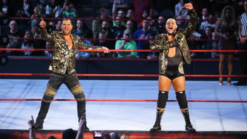 WWE News Bo Dallas And Curtis Axel Introduce A New Tag