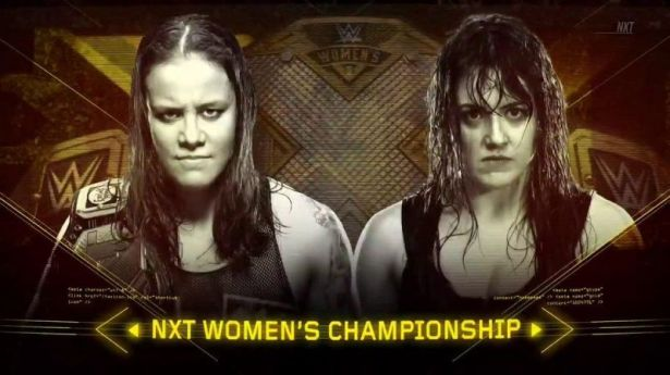 Image result for Shayna Baszler vs Nikki Cross