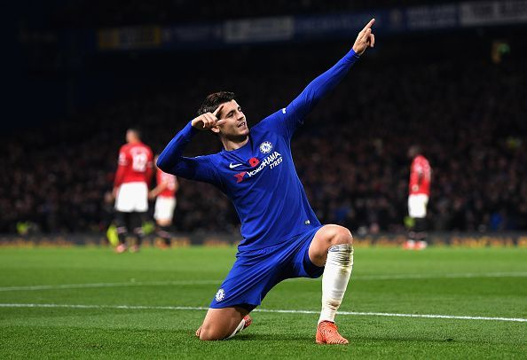 Image result for morata to atletico madrid  See what fans are saying about Athletico Madrid's new signing Alvaro Morata 99c6b 1528904940 800