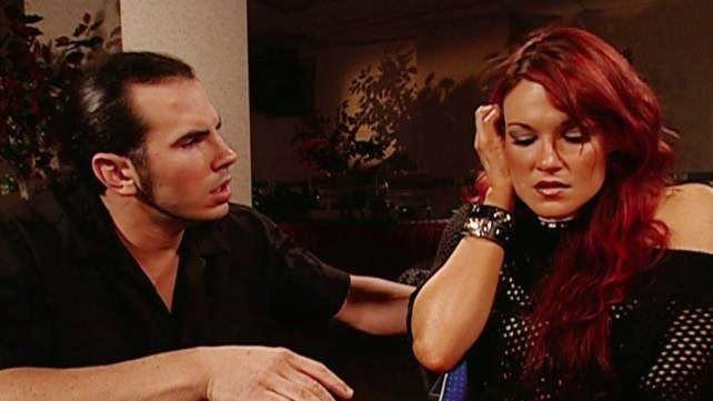 Matt Hardy & Lita