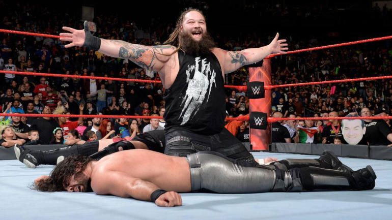 Bray Wyatt will be more daunting now that he is back in singles competition