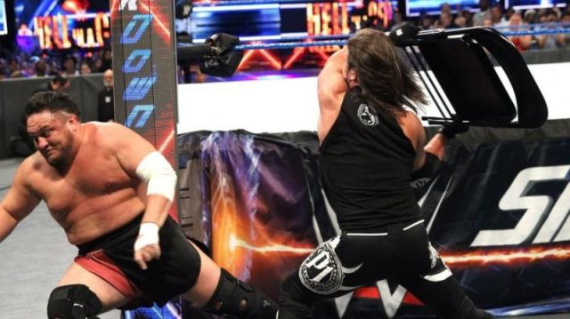 AJ Styles has been pushed to the limits