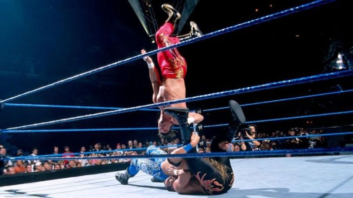 Perhaps one of the greatest tag team matches to ever take place on SmackDown...