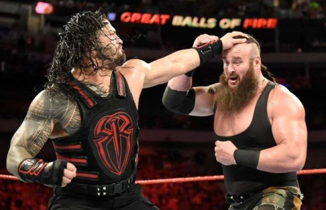 Strowman and Reigns
