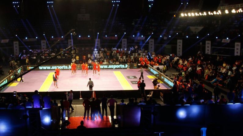 12 Kabaddi Stadiums Hosting Vivo Pkl And Their Maximum