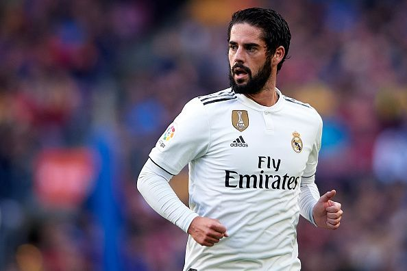 Chelsea reportedly consider giving Isco an escape route from Real Madrid