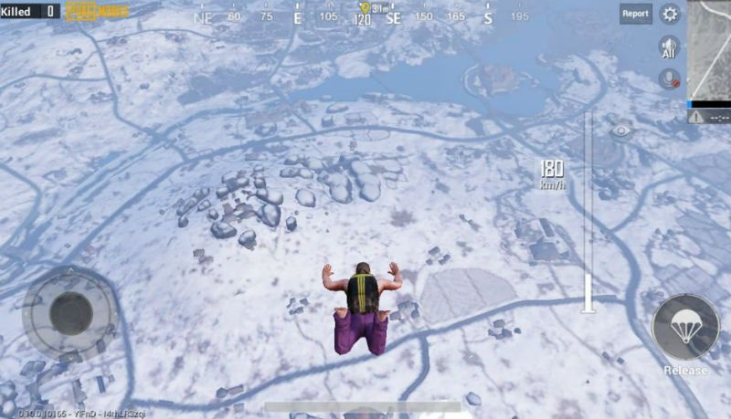 PUBG Snow Map PUBG Mobiles New Map Vikendi Can Now Be