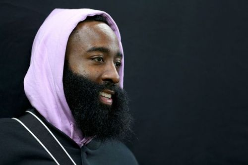 James Harden has been on fire