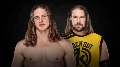 Matt Riddle has been undefeated since arriving in NXT