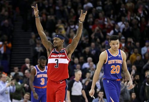 Bradley Beal has been leading the Wizards well in the absence of John Wall
