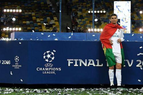 Real Madrid - Liverpool - UEFA Champions League final