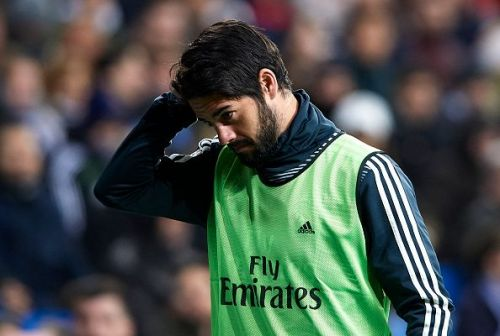 Isco played the minimum number of minutes at Real Madrid with Santiago Solari