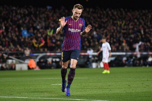 Will Barcelona give Rakitic a new agreement?