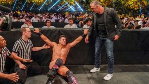 The Miz is Face; Shane's a heel. The New Era has begun