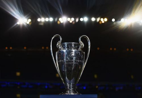 The Champions League has reached the quarter final stage