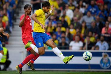 Brazil 1-1 Panama: Match Report - Offside goal helps Panama hold Brazil
