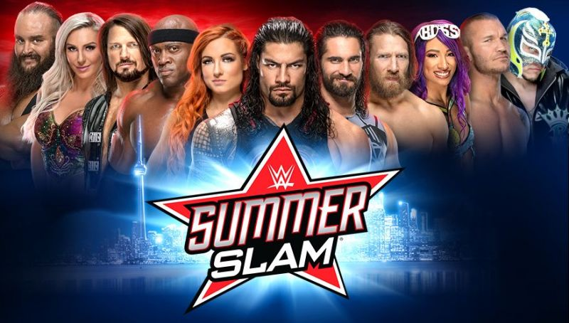 10 Matches We D Love To See At Wwe Summerslam 2019