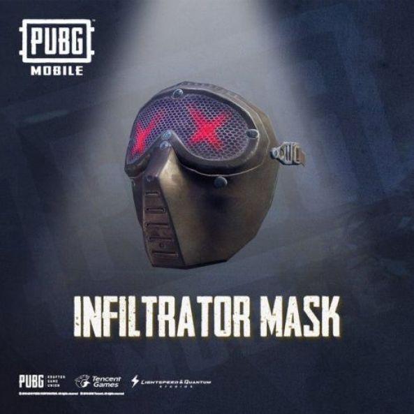 Image result for infiltrator mask pubg