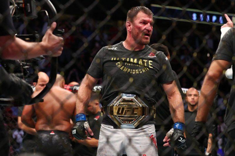 UFC Heavyweight Champion