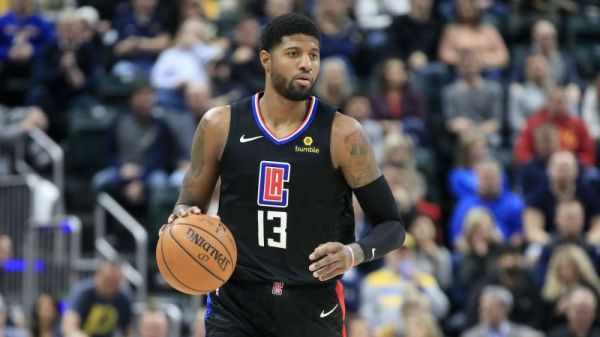 I like being the villain - Paul George revels in hostile reception on Indiana return
