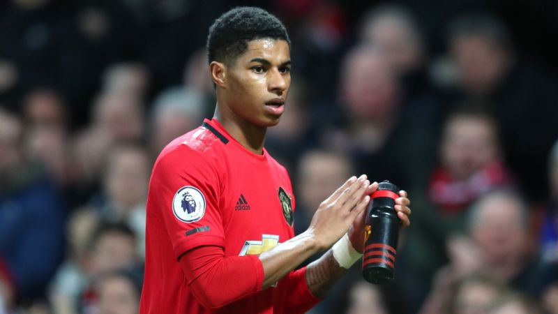 Photo of Man Utd's Rashford pleads with UK government to continue free meals in open letter