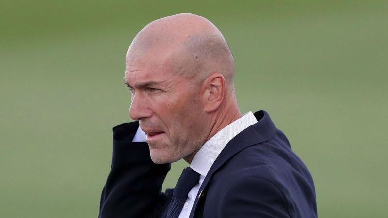 Photo of I will not be at Real Madrid for 20 years – Zidane expects to retire prior to later