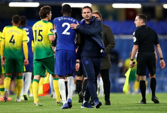 Chelsea 1-0 Norwich City: 5 Talking Points as the Blues close in ...