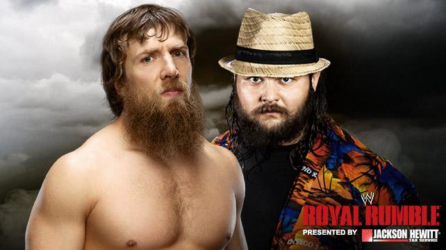 Flashback Friday: Bray Wyatt Vs. Daniel Bryan