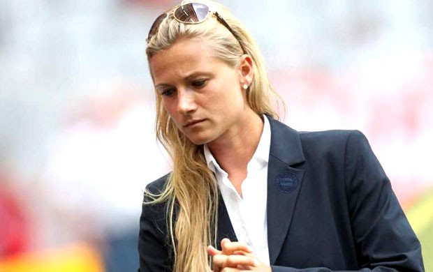Kathleen Kruger Bayern Munich S Low Profile Team Manager