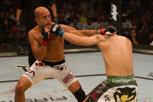 Top 5 fights of Frankie Edgar in the UFC
