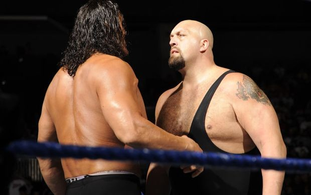 Image result for the great khali and the big show
