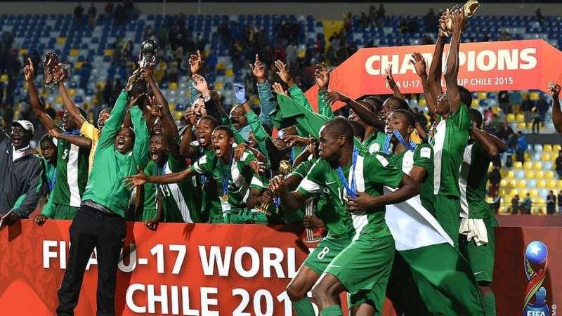 Image result for u17 world cup nigeria