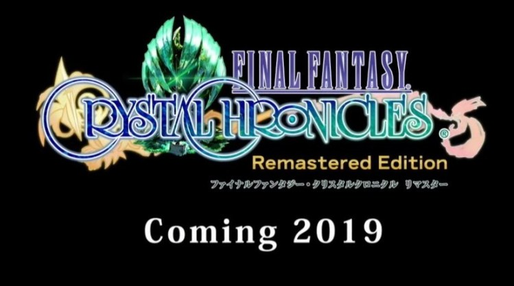 Final Fantasy Crystal Chronicles wurde gerade für Playstation 4 und Nintendo Switch angekündigt
