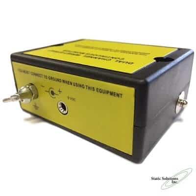 ESD Constant Monitor two wrist strap CM-1703 rear