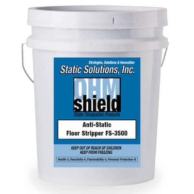 5 Gallons ESD Floor Stripper
