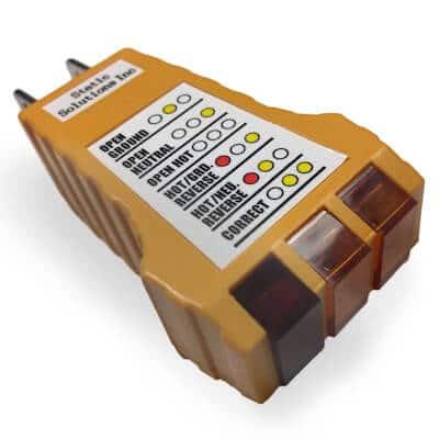 Ground/Circuit Tester to Test ESD Ground